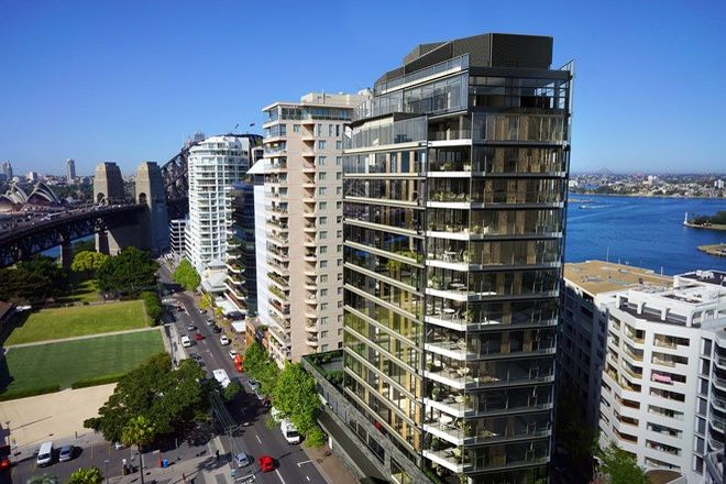 Picture of 507/80 Alfred  Street, MILSONS POINT NSW 2061