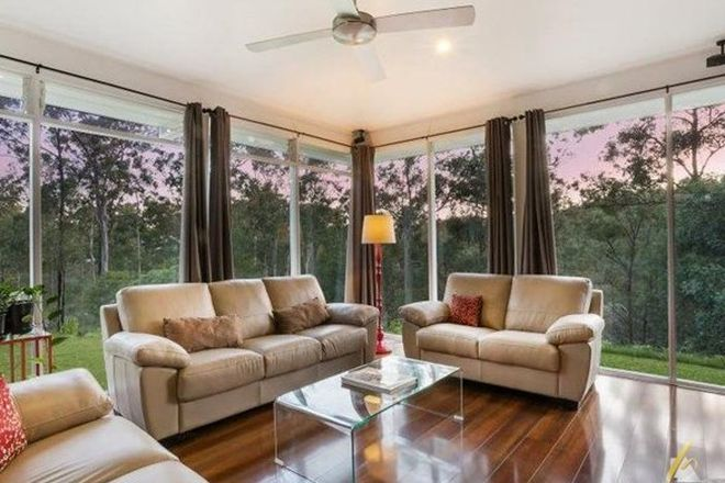 Picture of 39 Lilly Pilly Road, PULLENVALE QLD 4069