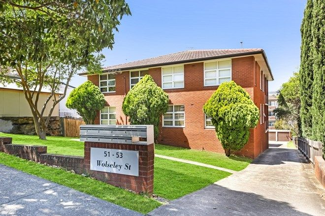 Picture of 5/51 - 53 Wolseley Street, BEXLEY NSW 2207