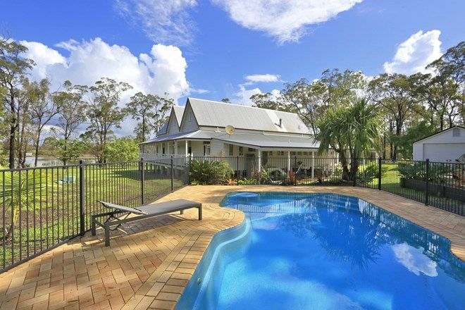 Picture of 2285 Pialba Burrum Heads Road, BURRUM RIVER QLD 4659