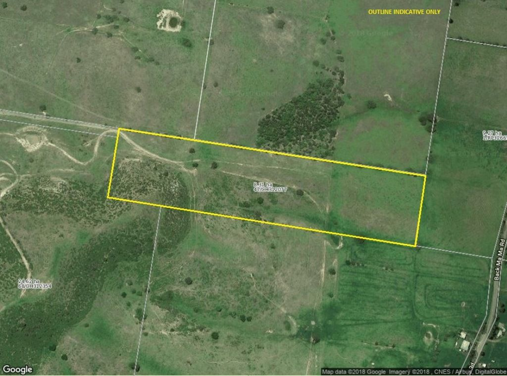 Lot 47 Kleins Road, Ma Ma Creek QLD 4347, Image 1
