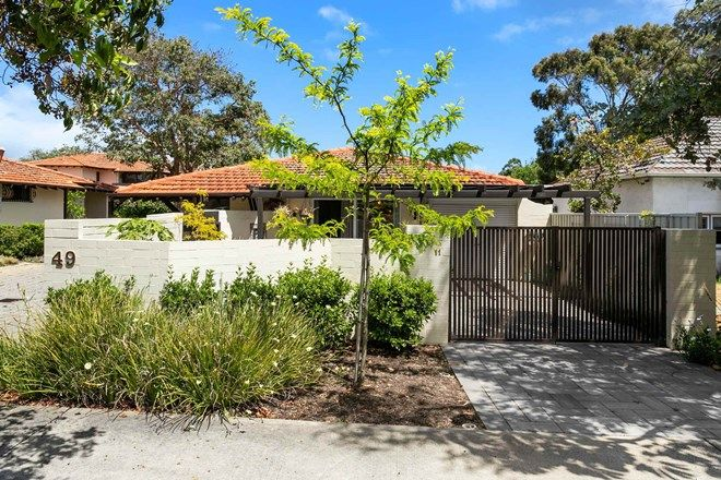 Picture of 11/49 Broome Street, NEDLANDS WA 6009