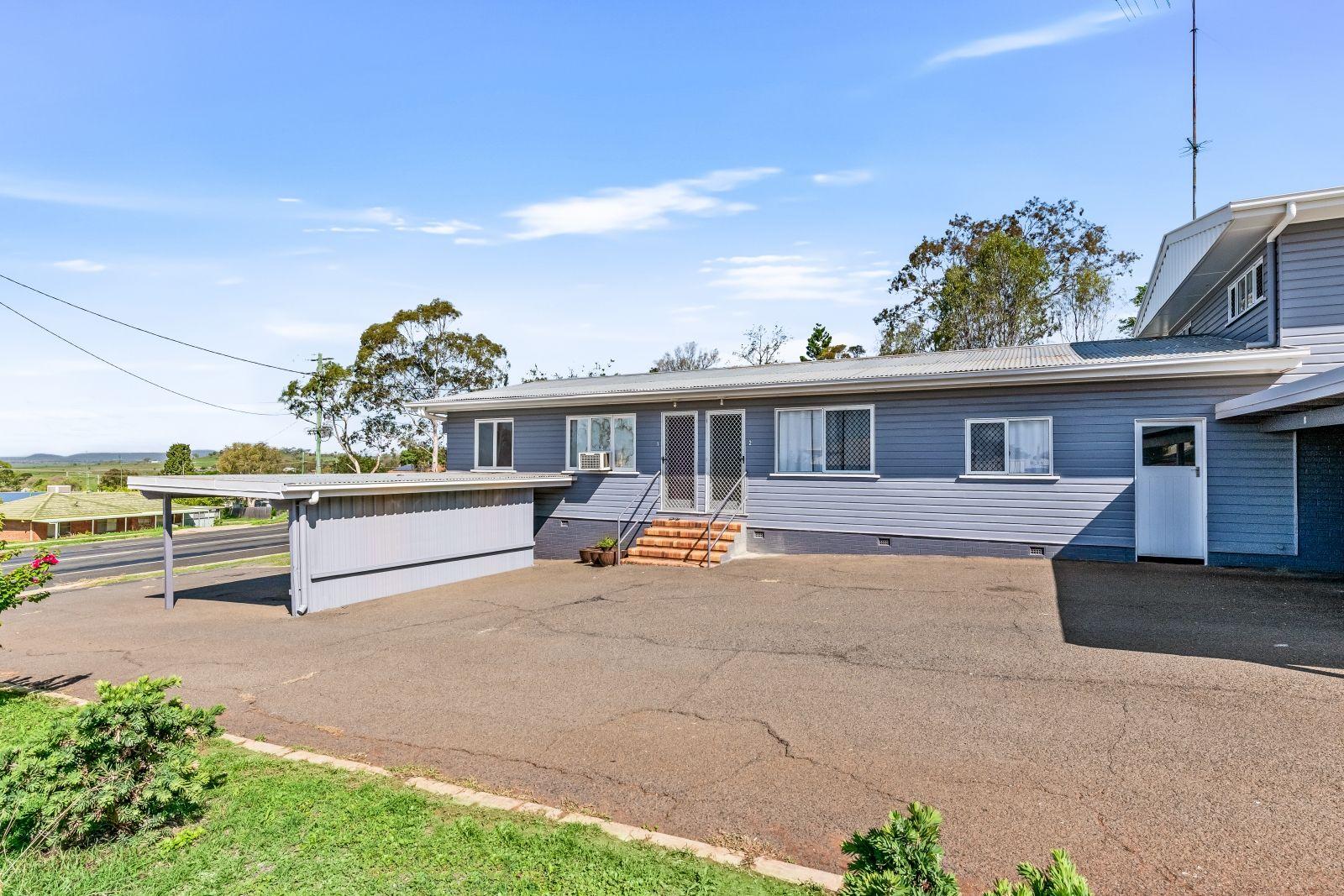 1-4/36 Toowoomba Road, Oakey QLD 4401, Image 1