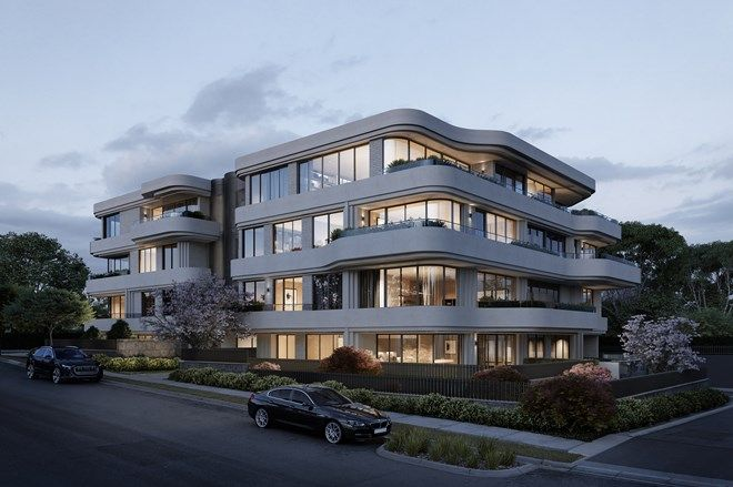 Picture of 3/12-14 Grosvenor Street, Neutral Bay