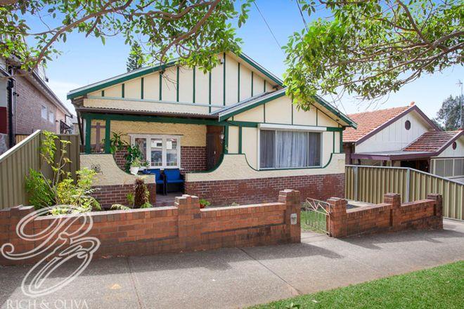 Picture of 54 Waratah Street, CROYDON PARK NSW 2133