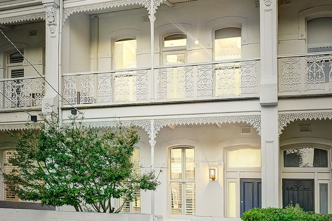 Picture of 10 Barnsbury Road, SOUTH YARRA VIC 3141