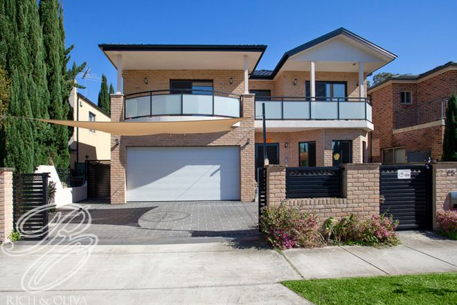 Picture of 65 Hampton Street, CROYDON PARK NSW 2133