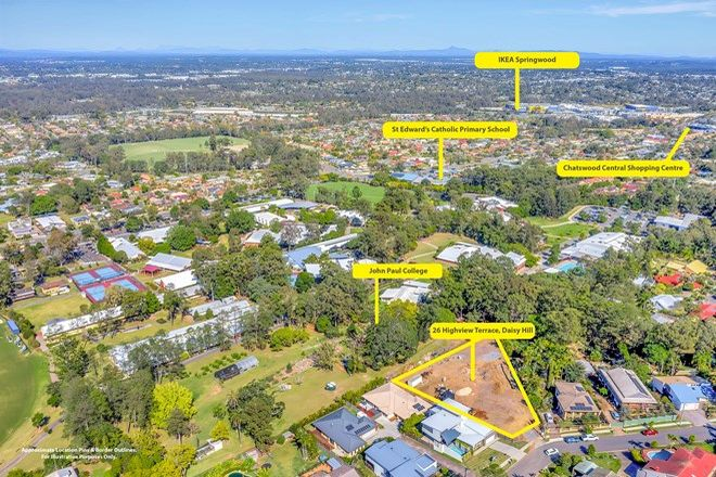 Picture of 26 Highview Terrace, DAISY HILL QLD 4127