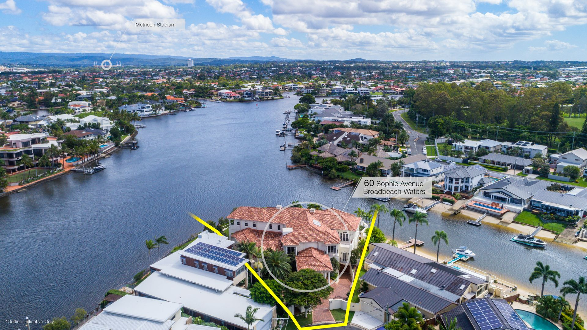 60 Sophie Avenue 'The Palms', Broadbeach Waters QLD 4218, Image 1