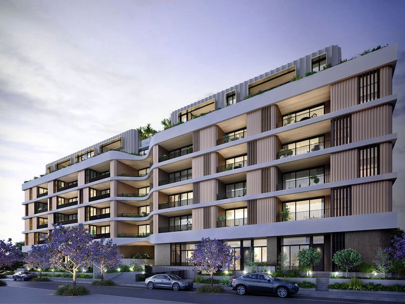 level 6/1 A Coulson Street, Erskineville NSW 2043, Image 0