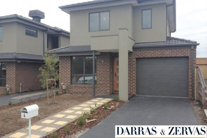 Picture of 4/17 Tennyson Avenue, CLAYTON SOUTH VIC 3169