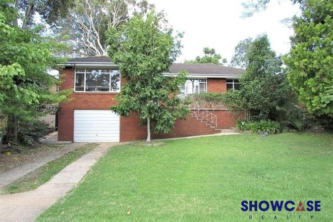 Picture of 42 Darwin St, CARLINGFORD NSW 2118