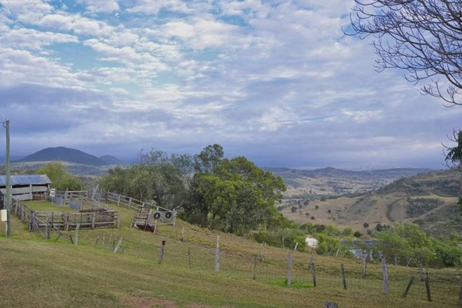Picture of 513 Silver Pinch Rd, SILVER RIDGE QLD 4352