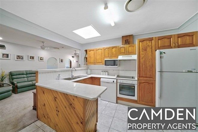 Picture of 30 Cowper Drive, CAMDEN SOUTH NSW 2570