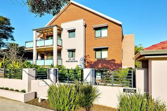 Picture of 14/14-16 Eastbourne Road, HOMEBUSH WEST NSW 2140
