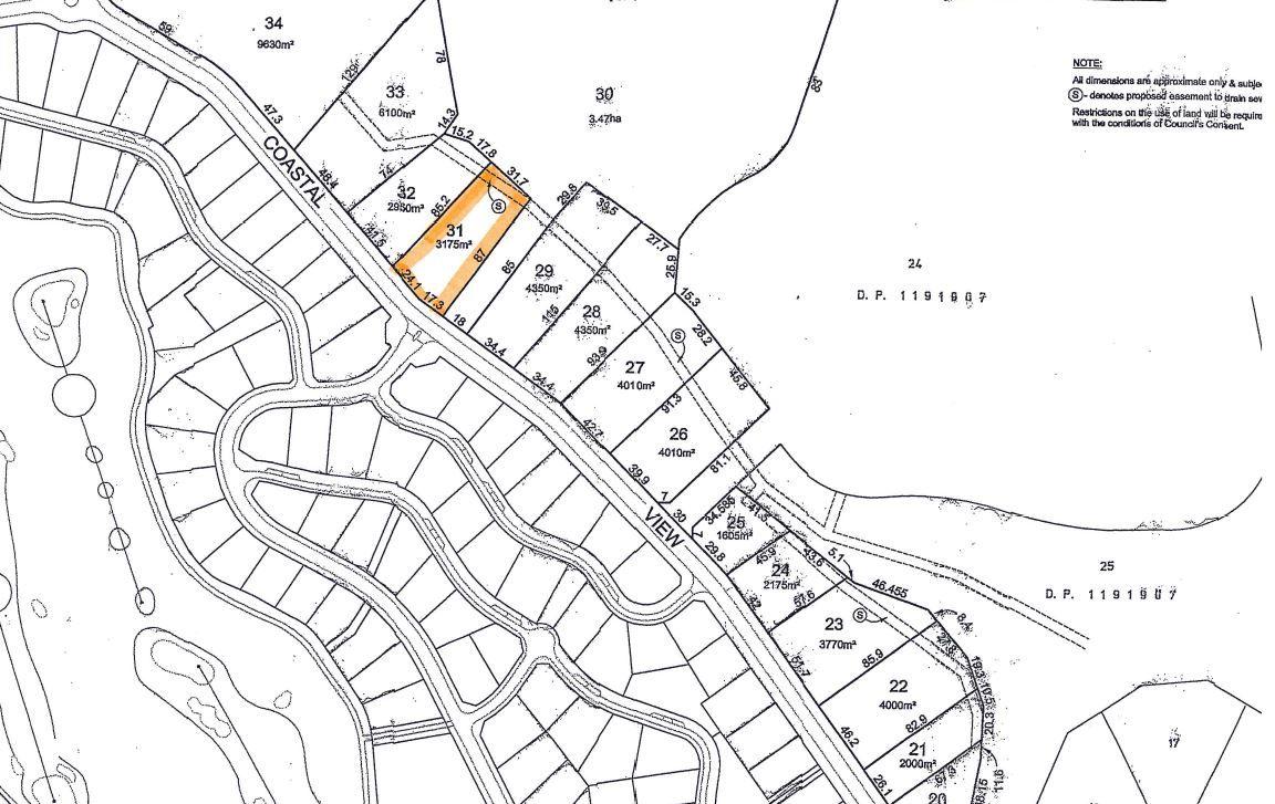 Lot 31 Coastal View Drive, Tallwoods Village NSW 2430, Image 0