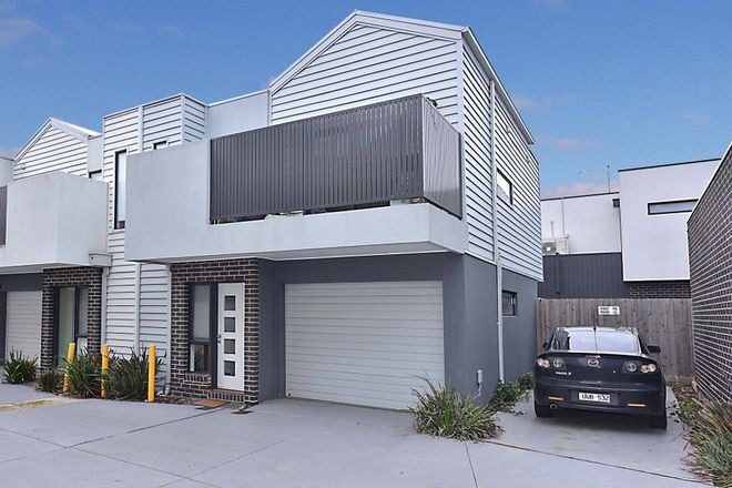 Picture of 12/22 South Avenue, BENTLEIGH VIC 3204