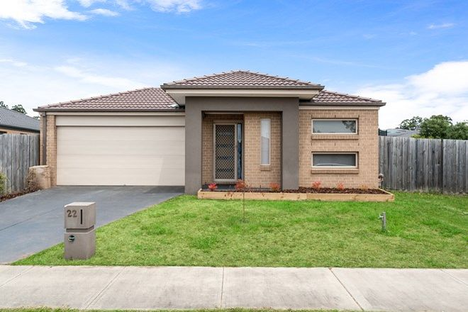 Picture of 22 Shakespeare Court, DROUIN VIC 3818