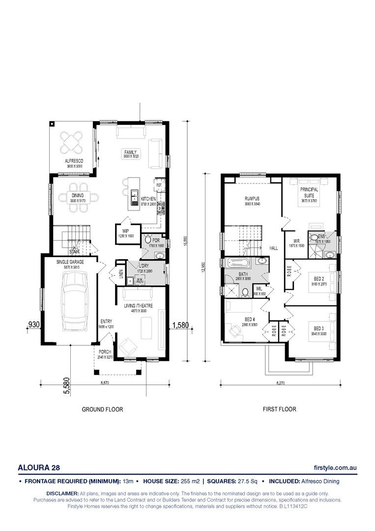 Lot 44 Seventh Avenue, Austral NSW 2179, Image 1