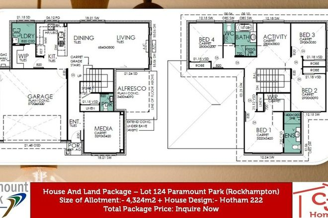 Picture of Lot 125 Waterford Dr, ROCKYVIEW QLD 4701