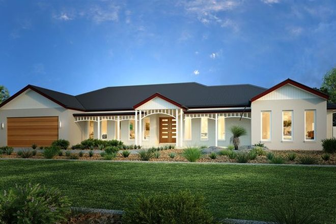 Picture of Lot 4, 100 Lowndes Rd, BANNOCKBURN VIC 3331