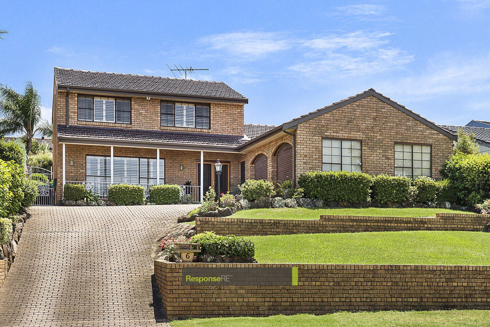 6 Callistemon  Close, Baulkham Hills NSW 2153, Image 0