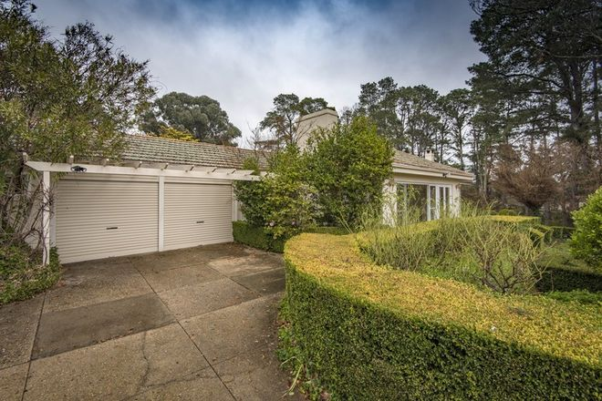 Picture of 6 Wickham Street, RED HILL ACT 2603
