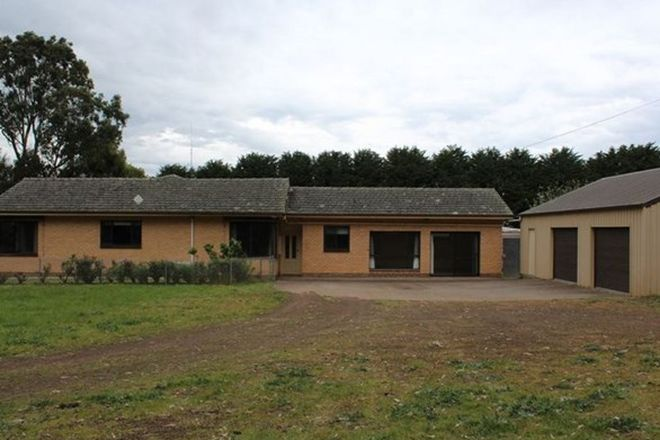 Picture of 830 Twomeys Bridge Road, YATCHAW VIC 3301