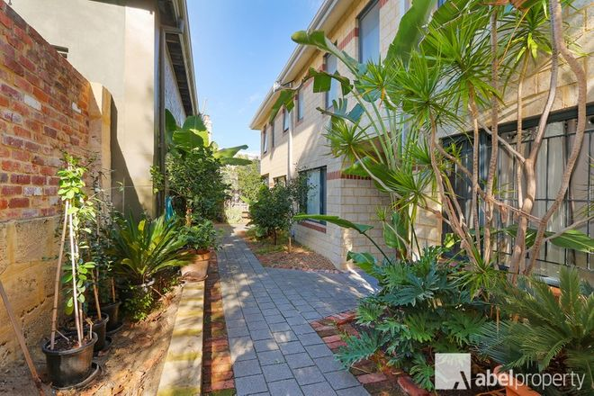 Picture of 3/7 Bulwer Avenue, PERTH WA 6000