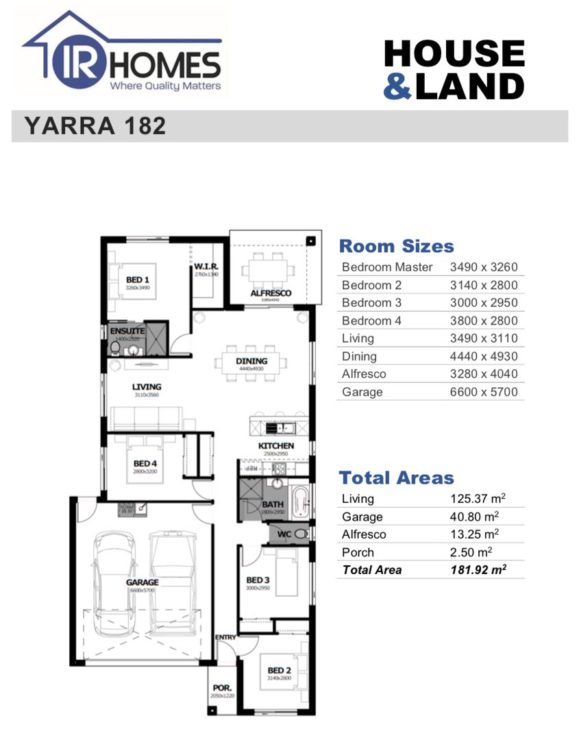 Lot 6 Brentford Road, Richlands QLD 4077, Image 1