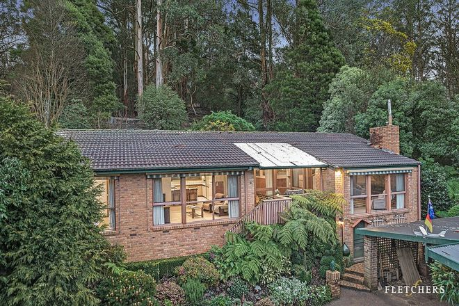 Picture of 6 Florence Avenue, SASSAFRAS VIC 3787