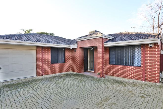 Picture of 35B Hopkinson Way, WILSON WA 6107