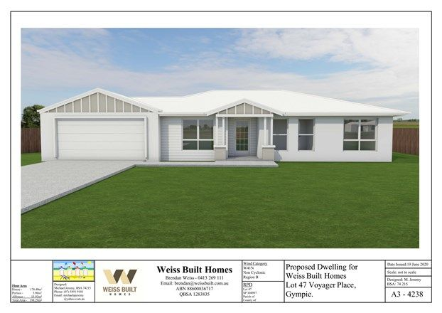 Picture of Lot 47 Voyager Place, Gympie