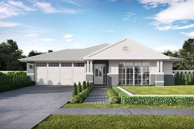 Picture of Lot 99, 74 Kinross Road, THORNLANDS QLD 4164