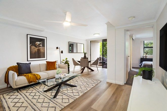 Picture of 38/104 Miller Street, PYRMONT NSW 2009