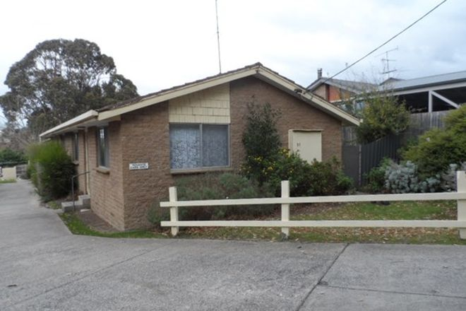 Picture of 2/31 Prince Street, GISBORNE VIC 3437