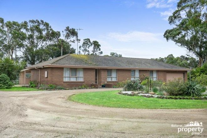 Picture of 641 Dowling Road, CARDIGAN VIC 3352