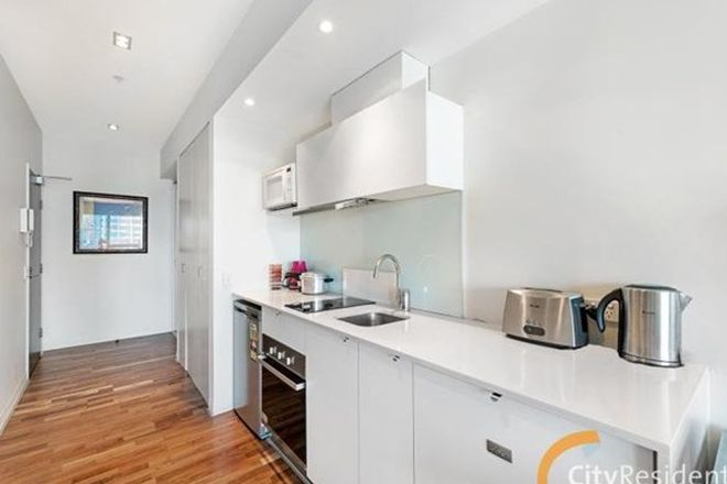 Picture of 2502/280 Spencer Street, MELBOURNE VIC 3000