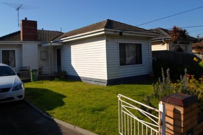 Picture of 35 Angliss Street, YARRAVILLE VIC 3013