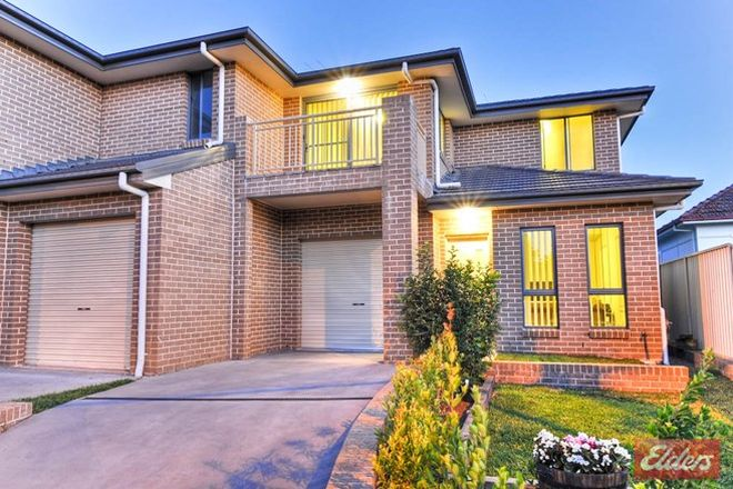 Picture of 36A Toongabbie Road, TOONGABBIE NSW 2146