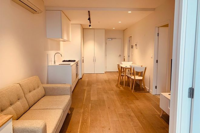 Picture of 1404/65 Dudley Street, WEST MELBOURNE VIC 3003
