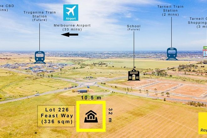 Picture of Lot 226 Feast Way, TARNEIT VIC 3029
