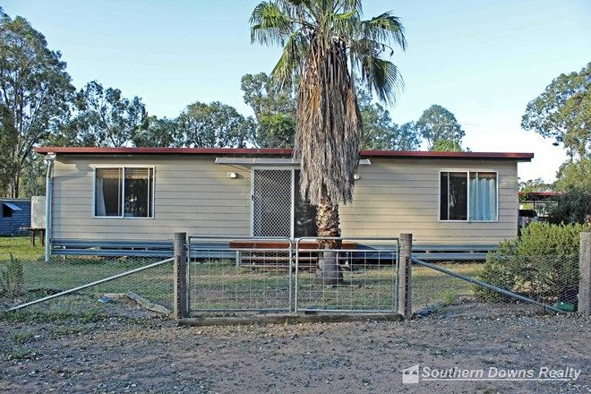 Picture of 120 Upper Wheatvale Road, DEUCHAR QLD 4362