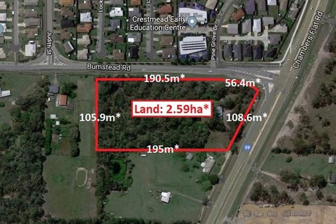 Picture of 347 Chambers Flat Road, PARK RIDGE QLD 4125