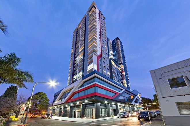 Picture of 1507/2 Mary Street, BURWOOD NSW 2134