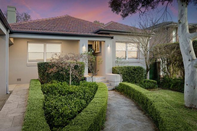Picture of 8 Currawong Avenue, LANE COVE NSW 2066