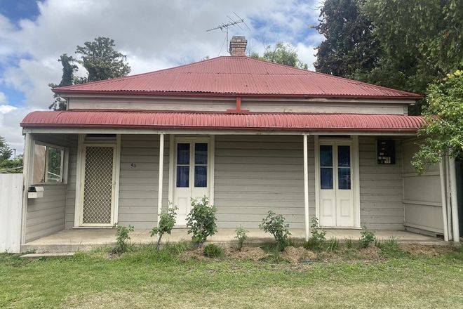Picture of 43 GUERNSEY STREET, SCONE NSW 2337