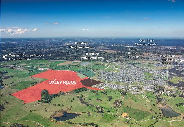 Picture of Lot 634 Oxley Ridge, Cobbitty