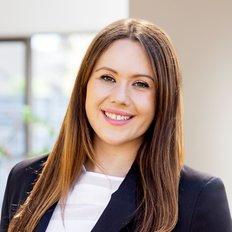Candice Ayton, Sales representative