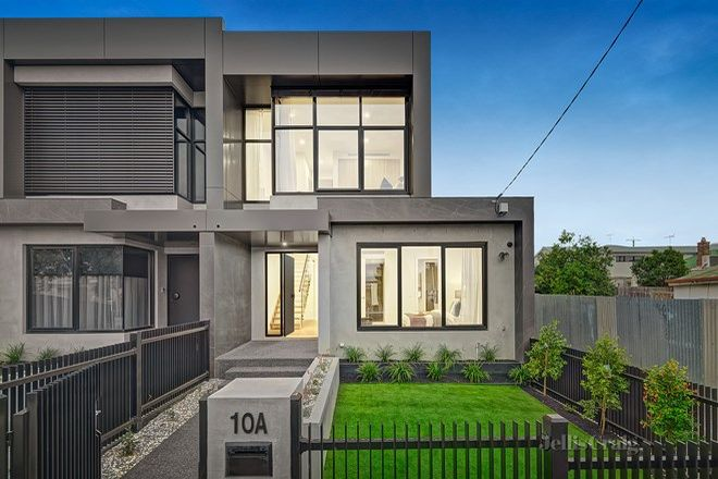 Picture of 10A Huntly Street, MOONEE PONDS VIC 3039